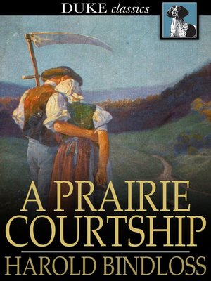 cover image of A Prairie Courtship